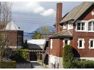 """Photo 6: # 213 2010 W 8TH AV in Vancouver: Kitsilano Condo for sale in """"AUGUSTINE GARDENS"""" (Vancouver West)  : MLS®# V880530"""