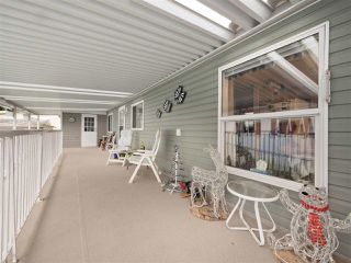 "Photo 16: 81 2270 196 Street in Langley: Brookswood Langley Manufactured Home for sale in ""Pineridge Park"" : MLS®# R2224829"