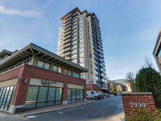 "Photo 1: 1006 2959 GLEN Drive in Coquitlam: North Coquitlam Condo for sale in ""THE PARC"" : MLS®# R2228187"