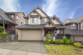 Photo 1: 3418 HORIZON Drive in Coquitlam: Burke Mountain House for sale : MLS®# R2239495