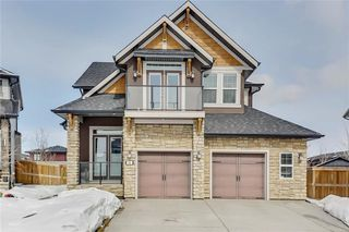 Main Photo: 141 TREMBLANT Heights SW in Calgary: Springbank Hill House for sale : MLS®# C4175148