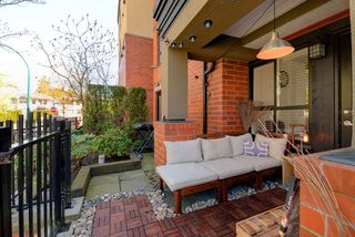 "Photo 18: 107 2191 SHAUGHNESSY Street in Port Coquitlam: Central Pt Coquitlam Condo for sale in ""SIGNATURE"" : MLS®# R2260403"