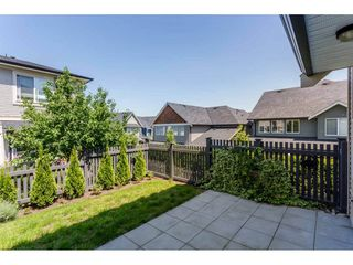 Photo 14: 119 7938 209 Street in Langley: Willoughby Heights Townhouse for sale : MLS®# R2270725