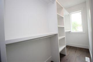 Photo 20: 11429 80 Avenue in Edmonton: Zone 15 House Half Duplex for sale : MLS®# E4116003