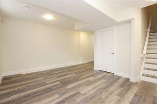 Photo 24: 11429 80 Avenue in Edmonton: Zone 15 House Half Duplex for sale : MLS®# E4116003