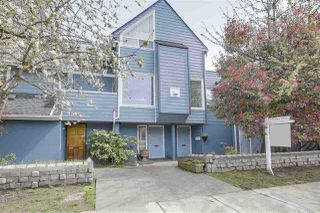 Photo 1: 1812 MACDONALD Street in Vancouver: Kitsilano Townhouse for sale (Vancouver West)  : MLS®# R2285388