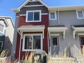 Main Photo: 66 5317 3 Avenue SW in Edmonton: Zone 53 Townhouse for sale : MLS®# E4124452