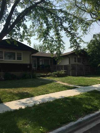 Main Photo: 13605 WOODCROFT Avenue in Edmonton: Zone 07 House Duplex for sale : MLS®# E4124875