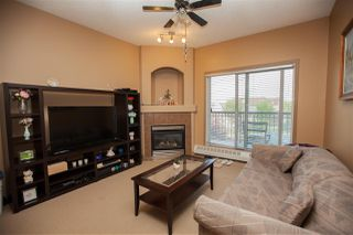 Main Photo: 303 5280 TERWILLEGAR Boulevard in Edmonton: Zone 14 Condo for sale : MLS®# E4125724