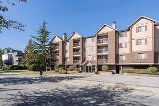 """Photo 1: 314 8511 WESTMINSTER Highway in Richmond: Brighouse Condo for sale in """"WESTHAMPTON COURT"""" : MLS®# R2311283"""