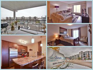 Main Photo: 416 6084 STANTON Drive in Edmonton: Zone 53 Condo for sale : MLS®# E4132305