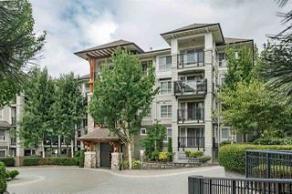 """Photo 1: 307 2958 SILVER SPRINGS Boulevard in Coquitlam: Westwood Plateau Condo for sale in """"TAMARISK"""" : MLS®# R2316224"""