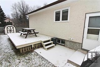Photo 14: 74 Dorge Drive in Winnipeg: Richmond Lakes Residential for sale (1Q)  : MLS®# 1829388