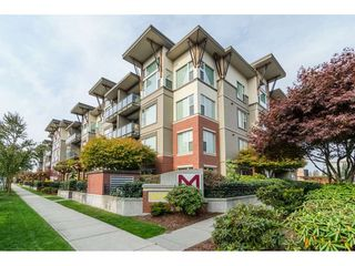 """Main Photo: 314 33539 HOLLAND Avenue in Abbotsford: Central Abbotsford Condo for sale in """"THE CROSSING"""" : MLS®# R2328935"""
