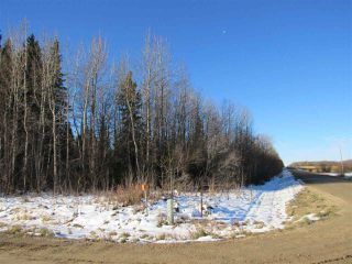 Main Photo: 53520 R.RD. 35: Rural Lac Ste. Anne County Rural Land/Vacant Lot for sale : MLS®# E4140262