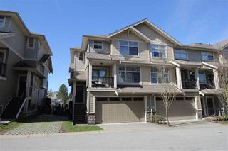 """Photo 1: 70 22225 50 Avenue in Langley: Murrayville Townhouse for sale in """"Murray's Landing"""" : MLS®# R2353044"""