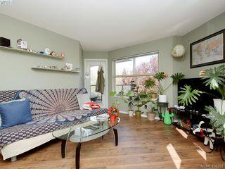 Photo 2: 311 2560 Wark St in VICTORIA: Vi Hillside Condo Apartment for sale (Victoria)  : MLS®# 811579