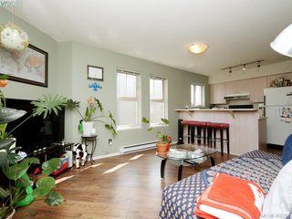 Photo 4: 311 2560 Wark St in VICTORIA: Vi Hillside Condo Apartment for sale (Victoria)  : MLS®# 811579