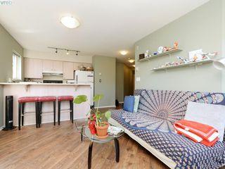 Photo 3: 311 2560 Wark St in VICTORIA: Vi Hillside Condo Apartment for sale (Victoria)  : MLS®# 811579