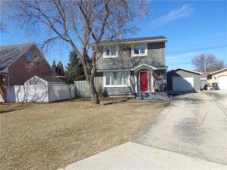 Photo 1: 64 Leicester Square in Winnipeg: Jameswood Residential for sale (5F)  : MLS®# 1908706