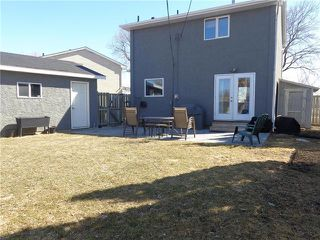 Photo 19: 64 Leicester Square in Winnipeg: Jameswood Residential for sale (5F)  : MLS®# 1908706