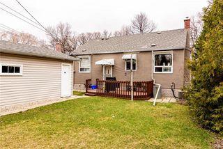 Photo 19: 358 Oakview Avenue in Winnipeg: Residential for sale (3D)  : MLS®# 1911176