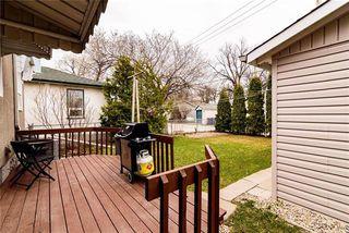 Photo 18: 358 Oakview Avenue in Winnipeg: Residential for sale (3D)  : MLS®# 1911176