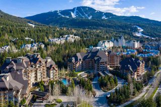 """Photo 1: 501 4591 BLACKCOMB Way in Whistler: Benchlands Condo for sale in """"Four Seasons Resort Whistler"""" : MLS®# R2366464"""