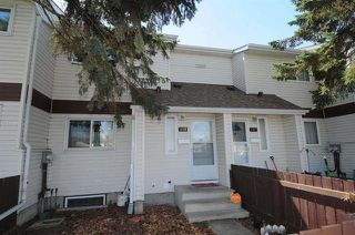 Photo 1: 420 CLAREVIEW Road in Edmonton: Zone 35 Townhouse for sale : MLS®# E4156941