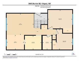 Photo 32: 3605 29A Avenue SE in Calgary: Dover Semi Detached for sale : MLS®# C4244761