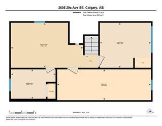 Photo 33: 3605 29A Avenue SE in Calgary: Dover Semi Detached for sale : MLS®# C4244761