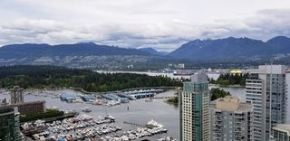 Main Photo: 3403 1211 MELVILLE Street in Vancouver: Coal Harbour Condo for sale (Vancouver West)  : MLS®# R2371691