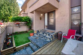 """Photo 1: 45 13809 102 Avenue in Surrey: Whalley Townhouse for sale in """"The Meadows"""" (North Surrey)  : MLS®# R2371763"""