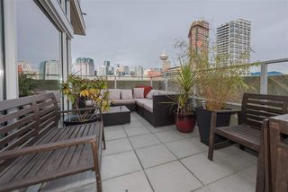 """Photo 14: 801 33 W PENDER Street in Vancouver: Downtown VW Condo for sale in """"33 Living"""" (Vancouver West)  : MLS®# R2373850"""