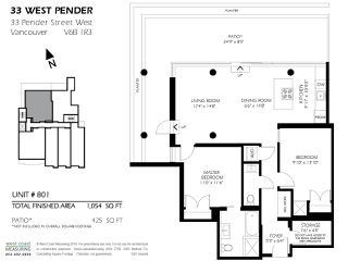 """Photo 19: 801 33 W PENDER Street in Vancouver: Downtown VW Condo for sale in """"33 Living"""" (Vancouver West)  : MLS®# R2373850"""