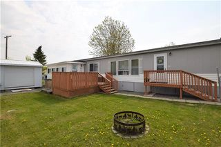 Photo 1: 31 VERNON KEATS Drive in St Clements: Pineridge Trailer Park Residential for sale (R02)  : MLS®# 1913971