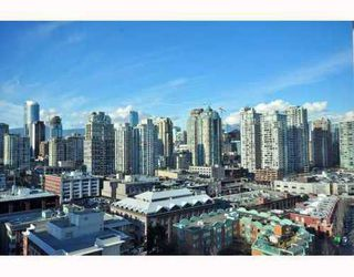 Photo 5: 2001 198 AQUARIUS Mews in Vancouver West: Home for sale : MLS®# V809968