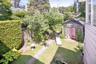 Photo 15: 3663 W 12TH Avenue in Vancouver: Kitsilano House for sale (Vancouver West)  : MLS®# R2382369