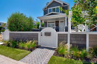 Main Photo: CORONADO VILLAGE House for sale : 4 bedrooms : 464 Orange Ave in Coronado
