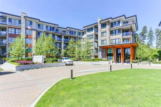 """Photo 1: 410 1151 WINDSOR Mews in Coquitlam: New Horizons Condo for sale in """"PARKER HOUSE"""" : MLS®# R2394763"""