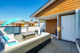 Photo 23: 132 16433 19 Avenue in Surrey: Pacific Douglas Townhouse for sale (South Surrey White Rock)  : MLS®# R2454936