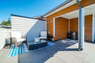 Photo 24: 132 16433 19 Avenue in Surrey: Pacific Douglas Townhouse for sale (South Surrey White Rock)  : MLS®# R2454936