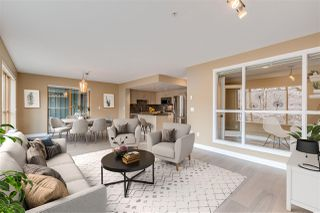 "Photo 2: 307 285 NEWPORT Drive in Port Moody: North Shore Pt Moody Condo for sale in ""THE BELCARRA @ NEWPORT VILLAGE"" : MLS®# R2457875"