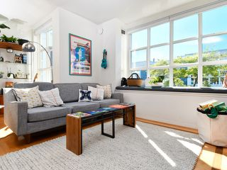 """Main Photo: 204 675 W 7TH Avenue in Vancouver: Fairview VW Townhouse for sale in """"The Ivys"""" (Vancouver West)  : MLS®# R2494418"""