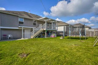 """Photo 32: 3642 HERITAGE Drive in Abbotsford: Abbotsford West House for sale in """"TRWEY TO MT LMN N OF MCLR"""" : MLS®# R2505883"""