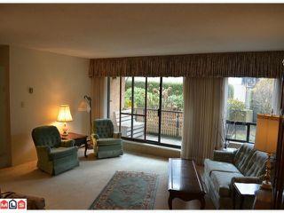 """Photo 3: 101 1460 MARTIN Street: White Rock Condo for sale in """"CAPISTRANO"""" (South Surrey White Rock)  : MLS®# F1205256"""