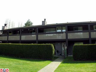 "Photo 1: 512 34909 OLD YALE Road in Abbotsford: Abbotsford East Townhouse for sale in ""THE GARDENS"" : MLS®# F1208648"