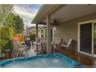 Photo 19: 445 Yates Road # 127 in Kelowna: Residential Detached for sale : MLS®# 10046366