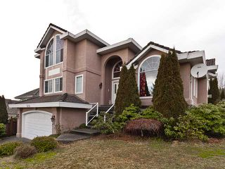 Main Photo: 1512 EAGLE MOUNTAIN Drive in Coquitlam: Westwood Plateau House for sale : MLS®# V953160