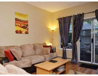 Photo 2: 102 450 BROMLEY Street in Coquitlam: Coquitlam East Condo for sale : MLS®# V982968